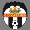 Escudo CD Cabanes